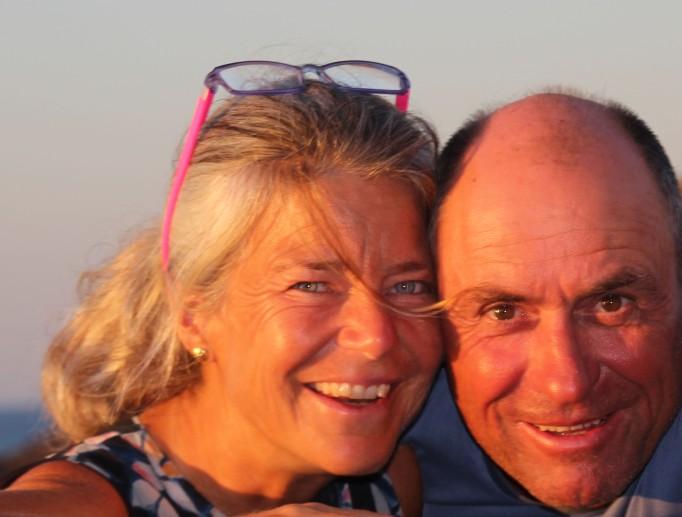 00 K2 in der Abendsonne Scal
