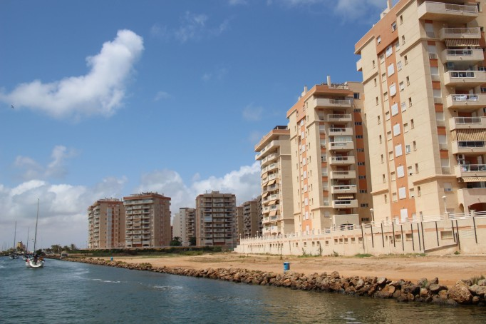09 Küste Spanien verbaut